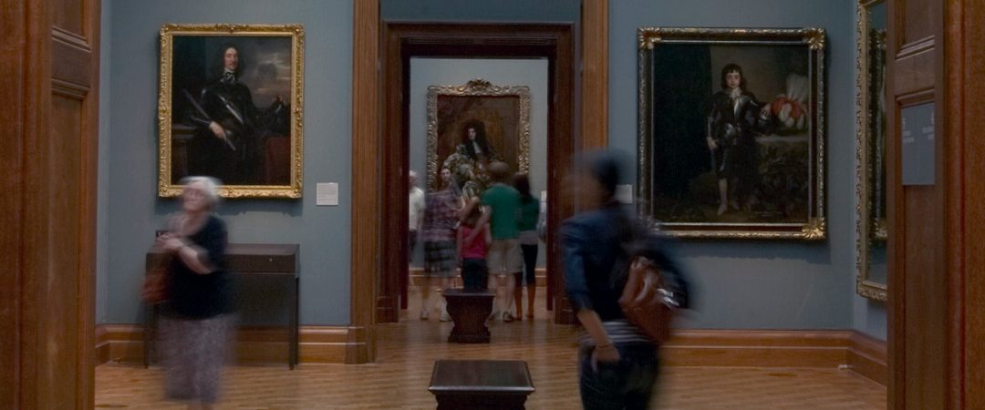 National Portrait Gallery virtual tour