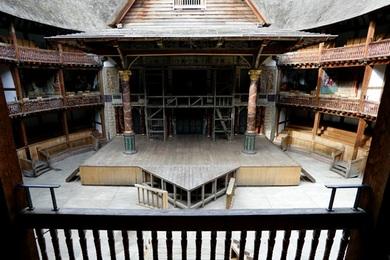 Shakespeare virtual tour