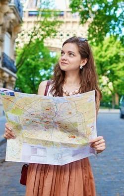 Solo female travel advice