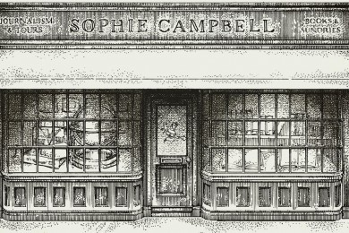 Sophie Campbell, Tour Guide, Jouralist and Author