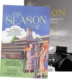The Season - book covers