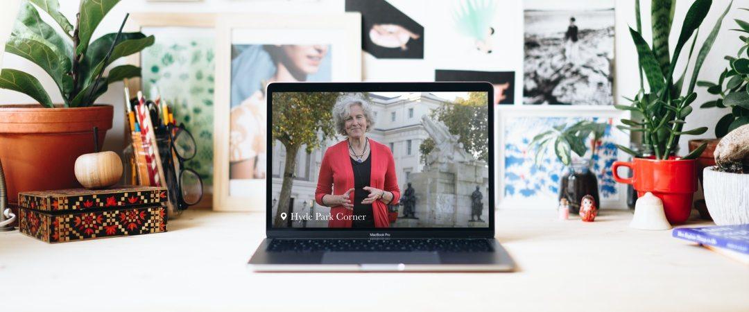 Take a virtual tour around London